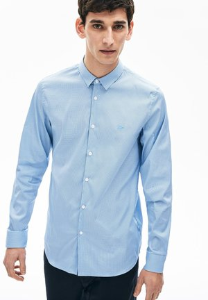 Shirt - bleu clair / bleu marine