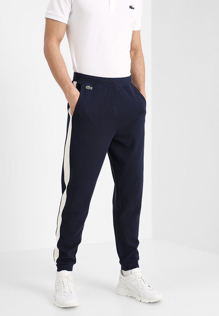 Lacoste - Tracksuit bottoms - marine/geode