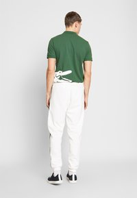 Lacoste - Joggebukse - flour/green - 2