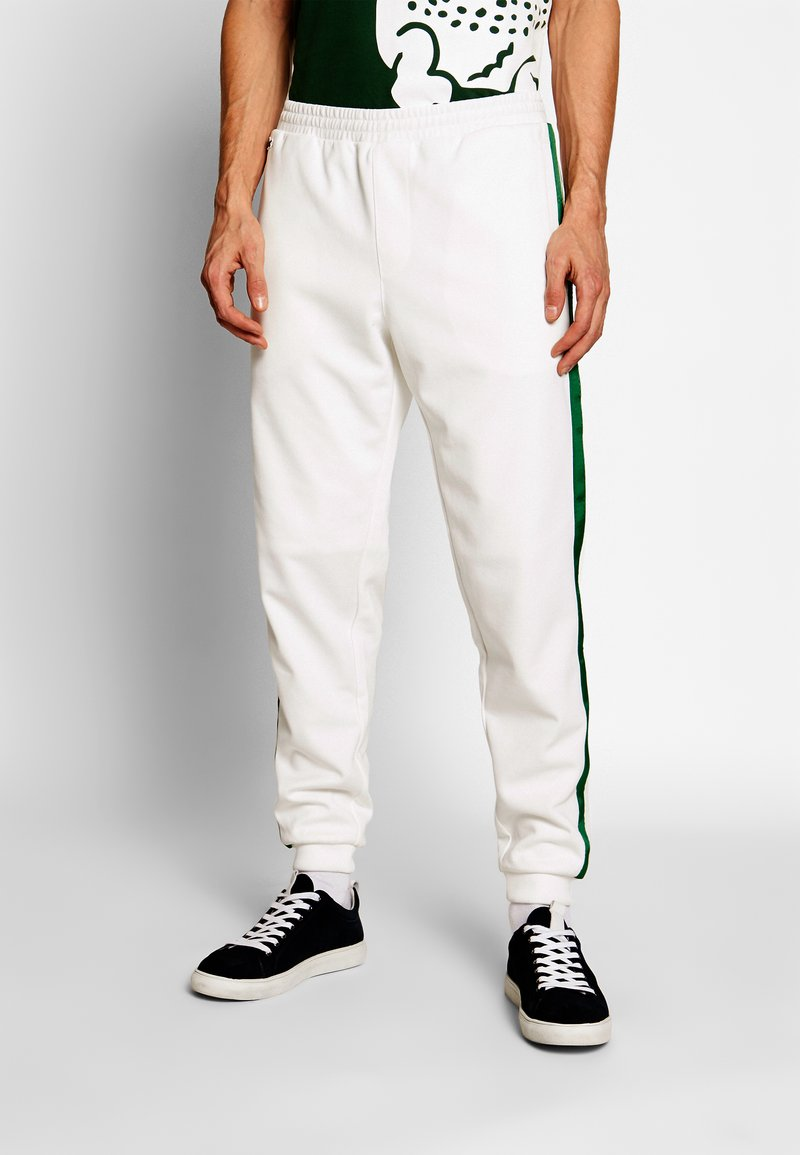 Lacoste - Joggebukse - flour/green