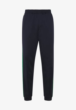 Joggebukse - dark navy blue/green