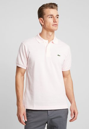 Polo shirt - flamant