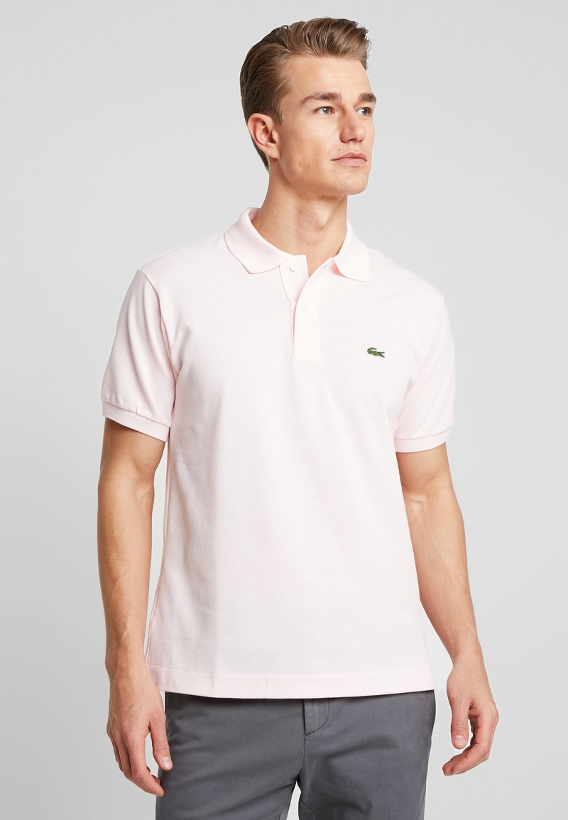 Lacoste - CROCODIL - Polo - flamant