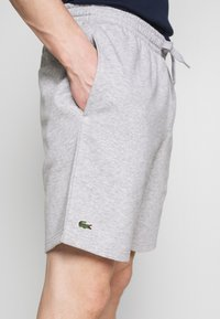 Lacoste - Shorts - silver chine - 4