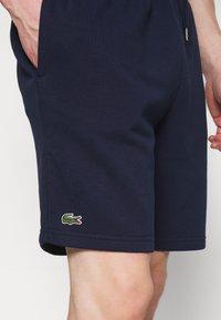 Lacoste - Shorts - marine - 4