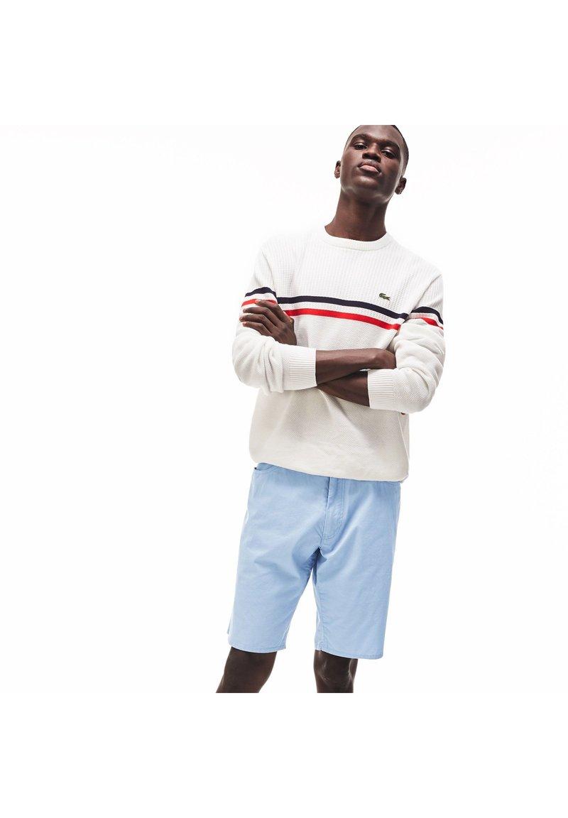 Lacoste - Shorts - hellblau