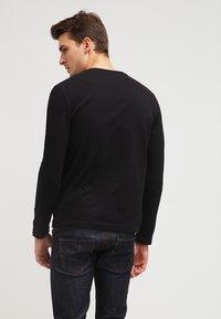 Lacoste - Camiseta de manga larga - black - 2