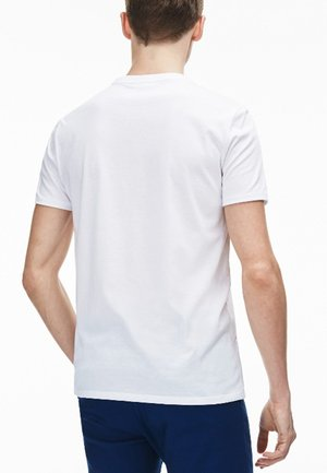REGULAR FIT TH6710 - T-shirt basique - blanc