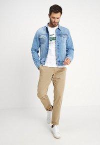 Lacoste - T-Shirt print - white - 1