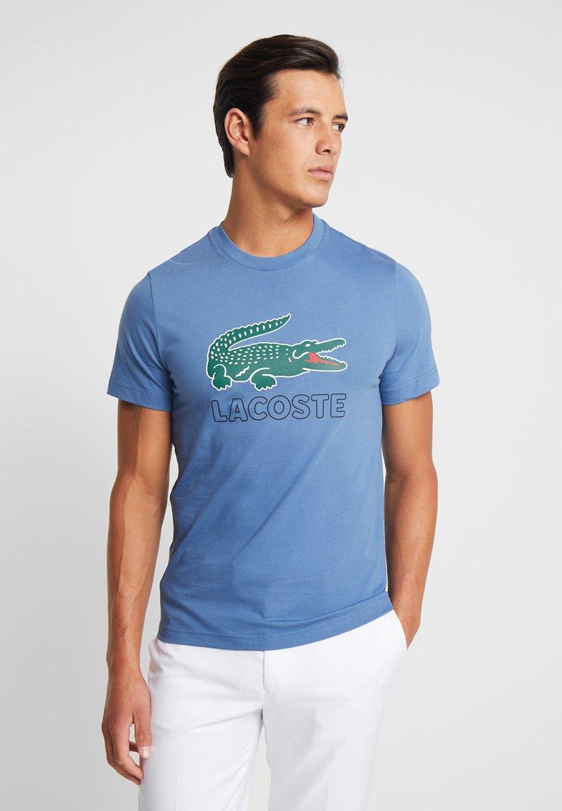 Lacoste - T-shirt print - rois