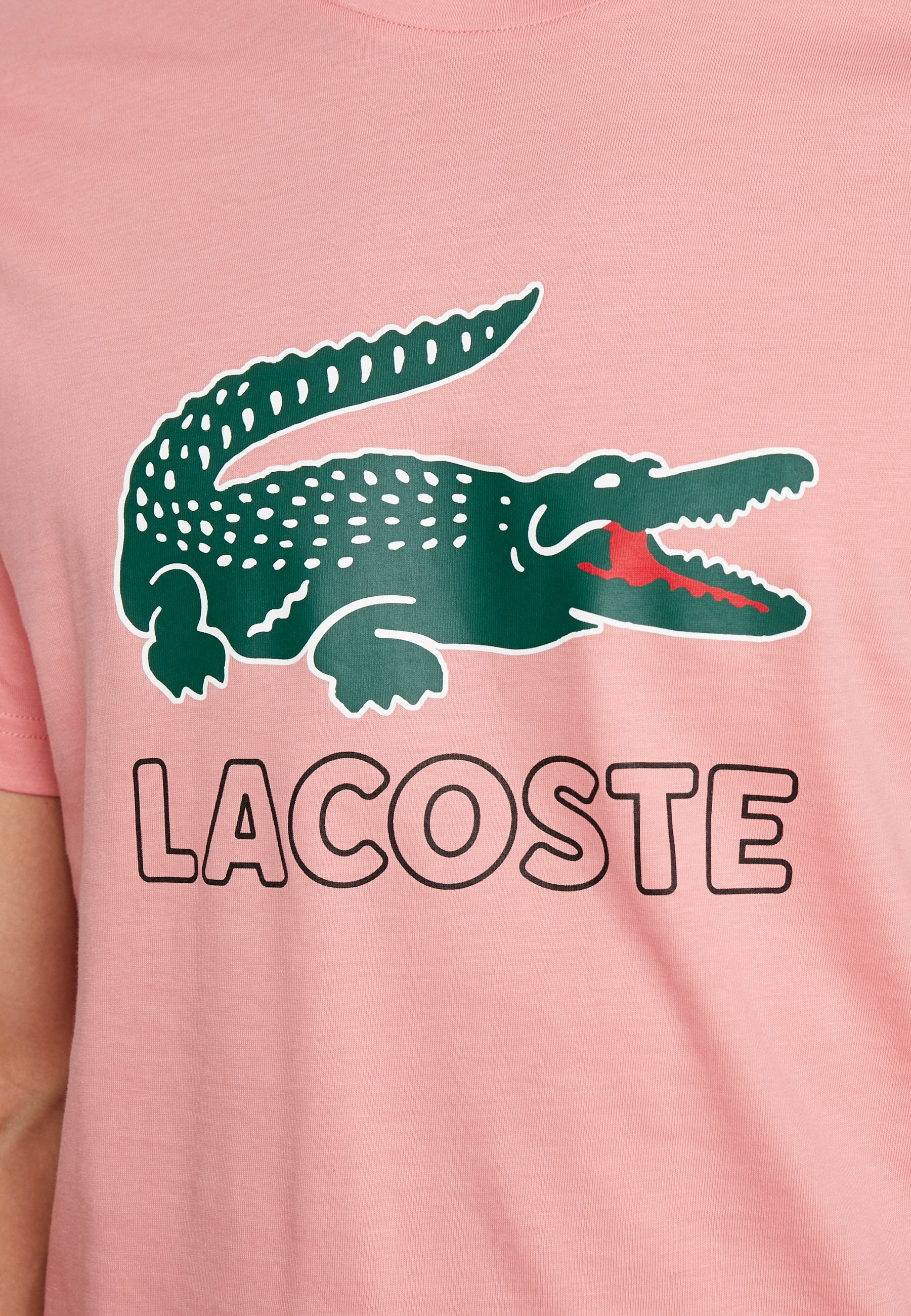 Lacoste T-shirts Print - Princesse