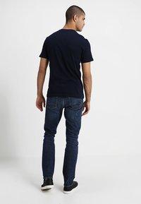 Lacoste - T-shirt print - navy blue - 2