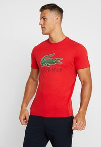 Lacoste - T-shirt z nadrukiem - clusi chine - 0
