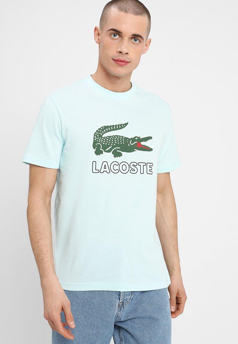 Lacoste - T-shirt z nadrukiem - aquarium
