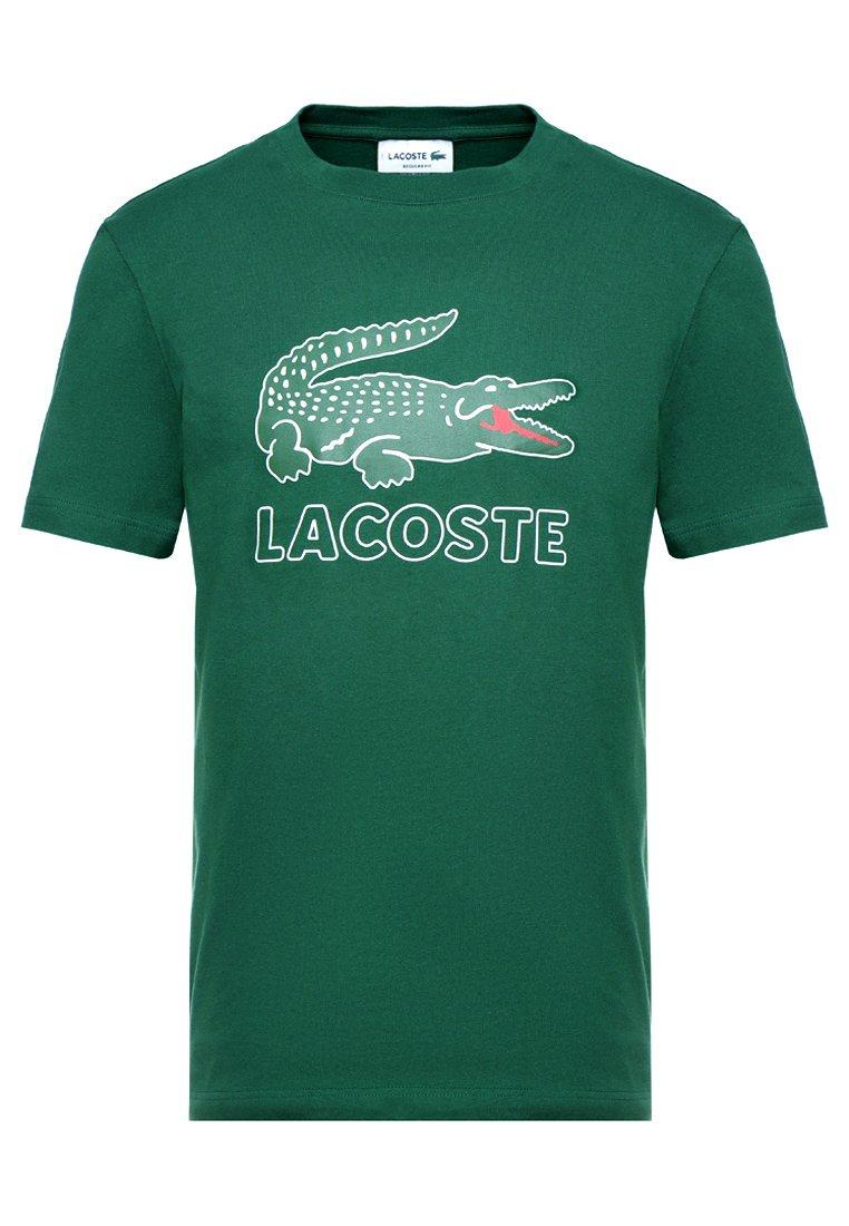 Lacoste - T-shirt print - green