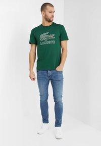 Lacoste - T-shirt print - green - 1