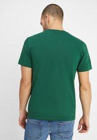 Lacoste - T-shirt print - green - 3
