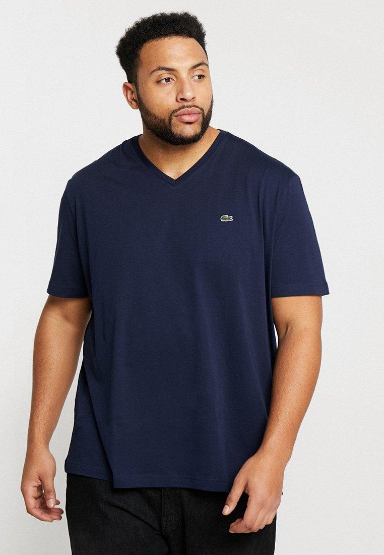 Lacoste - Basic T-shirt - navy