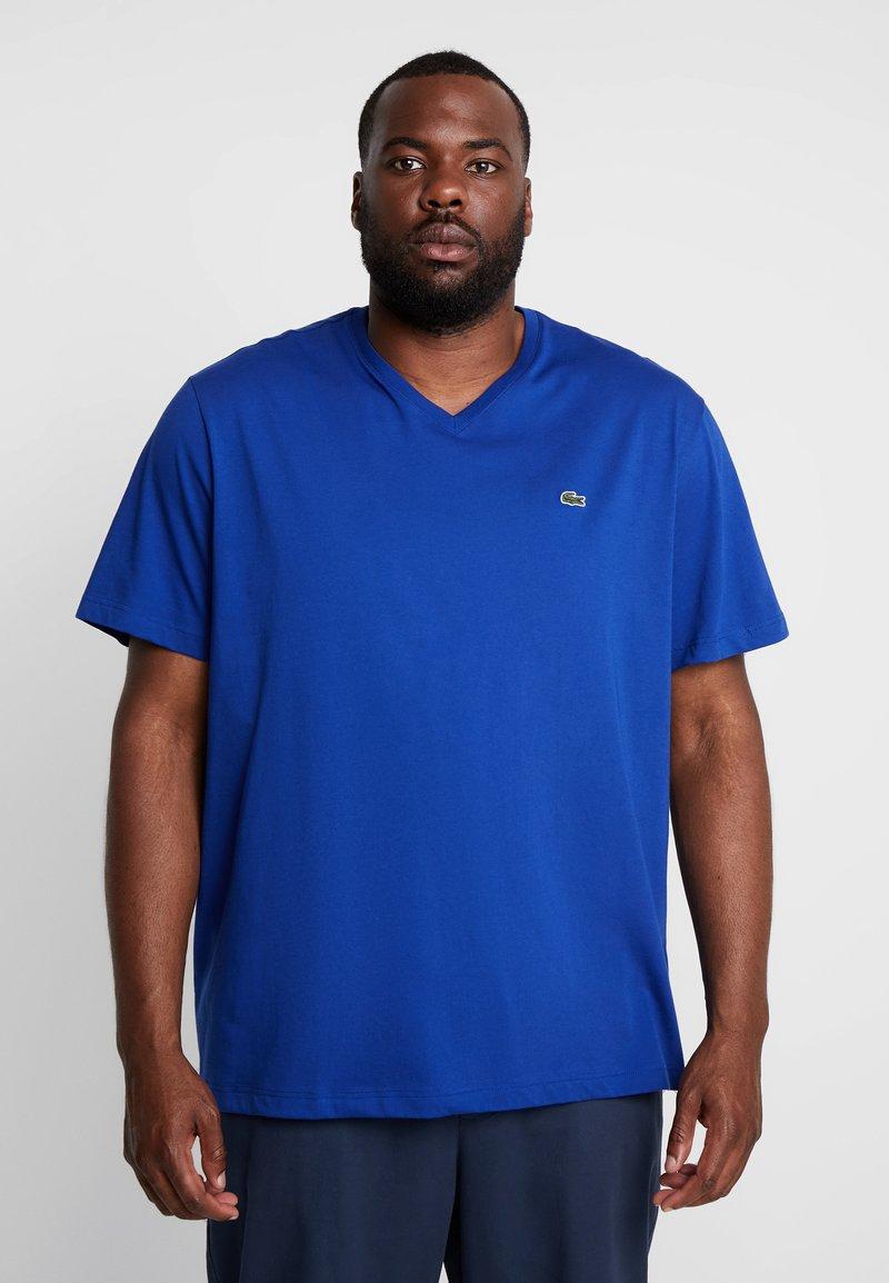 Lacoste - T-shirt basic - capitaine