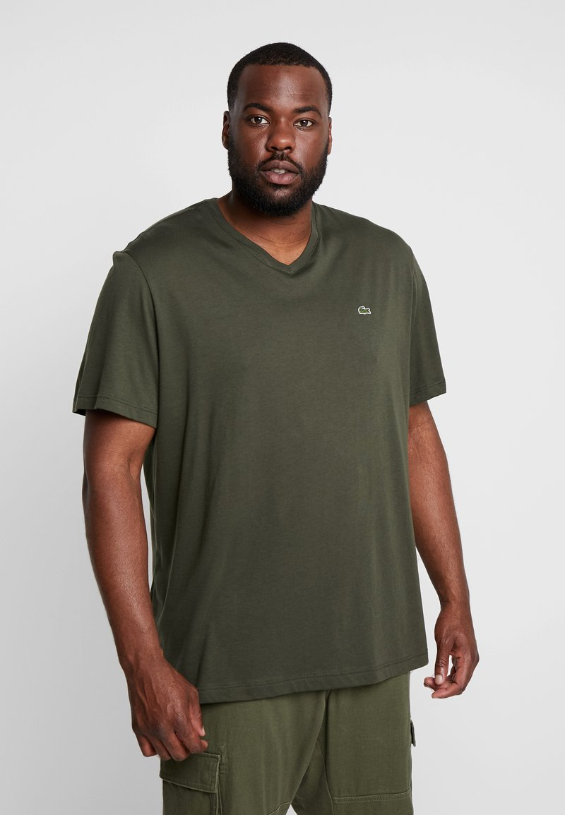 Lacoste - Basic T-shirt - baobab
