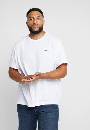 PLUS SIZE - T-shirt - bas - blanc