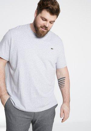PLUS SIZE - T-shirt basique - argent chine