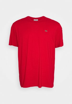 Camiseta básica - rouge