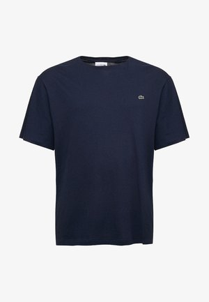 PLUS SIZE - T-shirt basic - marine