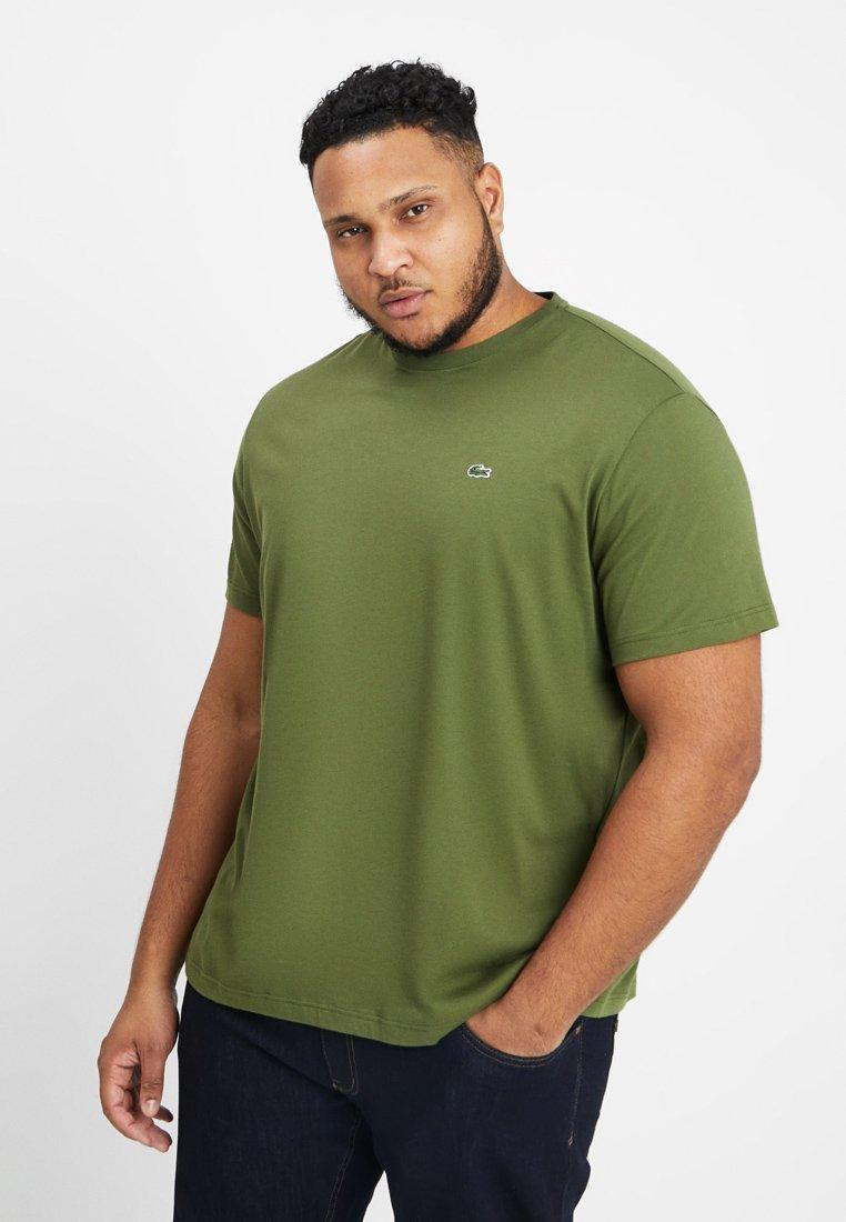 Lacoste - PLUS SIZE - T-Shirt basic - marsh