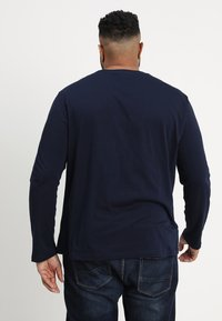 Lacoste - Long sleeved top - navy - 2