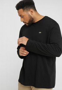 Lacoste - Long sleeved top - black - 0