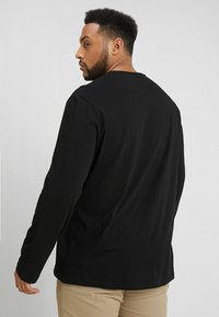 Lacoste - Long sleeved top - black - 2