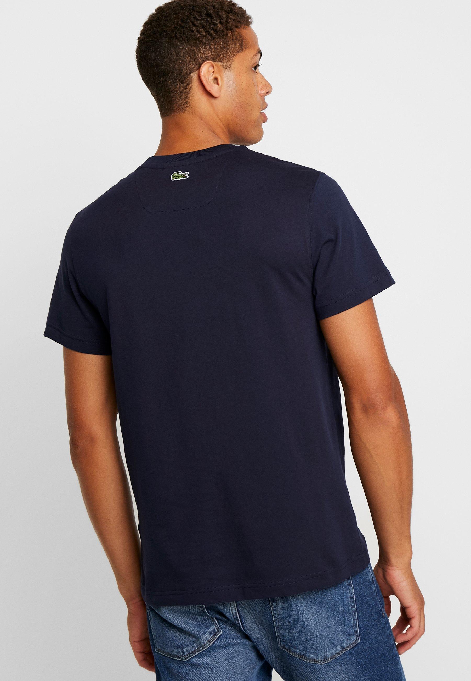 Lacoste shirt shirt Lacoste T T ImpriméMarine Lacoste ImpriméMarine T 54jARLq3