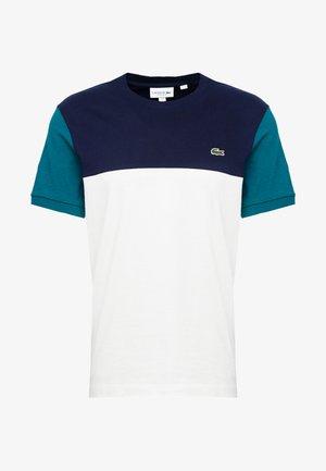 T-shirts print - farine/marine pin
