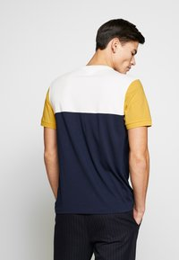 Lacoste - Print T-shirt - dark blue - 2