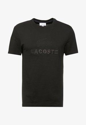 T-shirt basique - noir