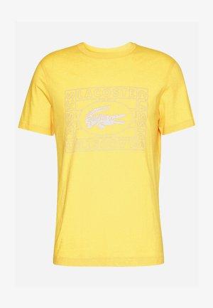 TH5097-00 - Print T-shirt - yellow