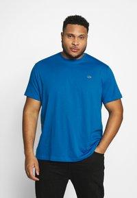 Lacoste - Basic T-shirt - nattier - 0