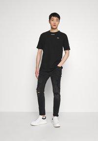 Lacoste - T-Shirt print - black - 1