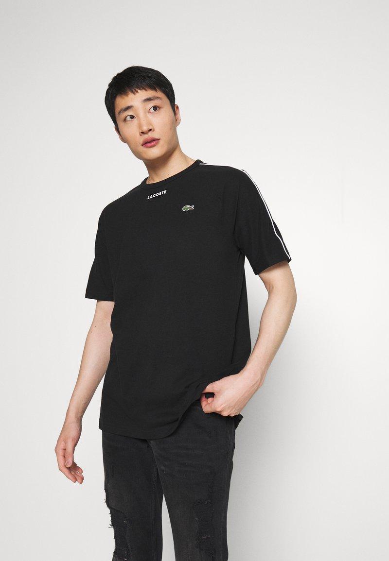 Lacoste - T-Shirt print - black