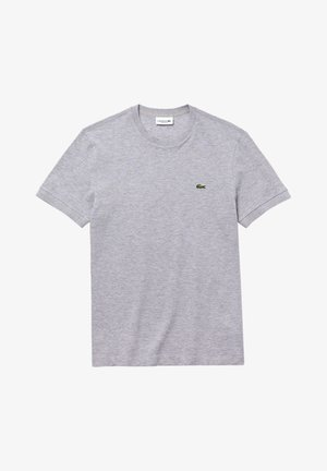 Basic T-shirt - gris chine