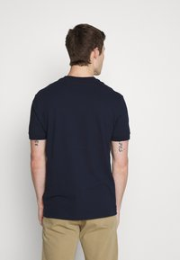 Lacoste - T-shirt basic - navy blue - 2
