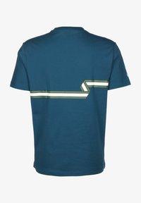Lacoste - T-SHIRT SPORTSWEAR - T-shirt imprimé - legion - 1