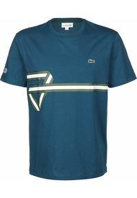 Lacoste - T-SHIRT SPORTSWEAR - T-shirt imprimé - legion - 0