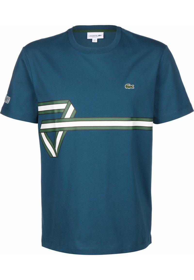 Lacoste - T-SHIRT SPORTSWEAR - T-shirt imprimé - legion