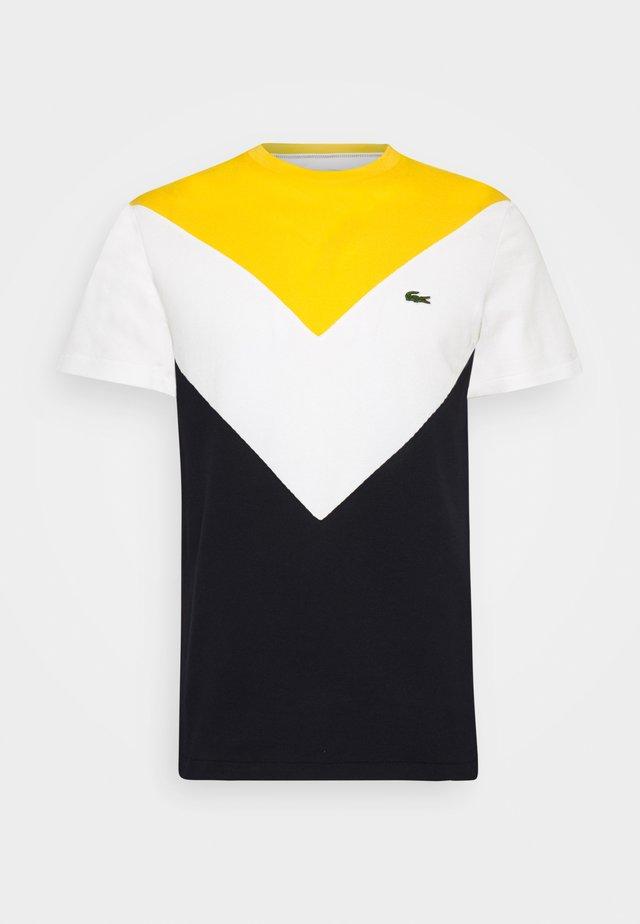T-shirt imprimé - abysm/flour