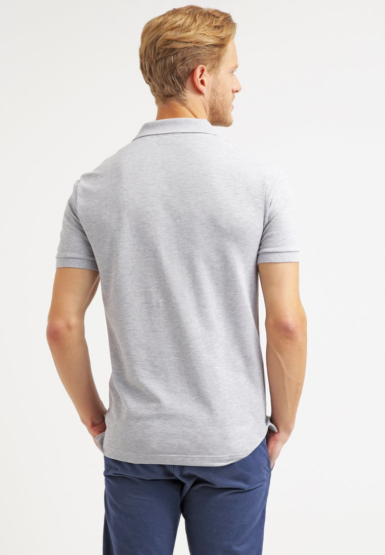 Silver 00Polo Chine Lacoste Fit Ph4012 Slim IbvYf76gy