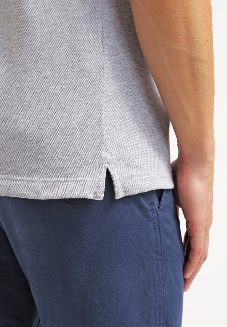 Lacoste Poloskjorter - silver chine