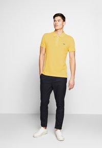 Lacoste - PH4012 - Polo - yellow - 1