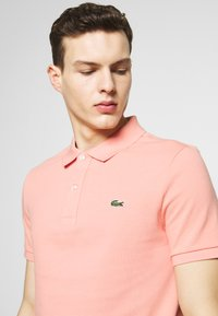 Lacoste - Polo shirt - elf pink - 4